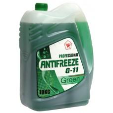 Антифриз PROFESSIONAL G11 (готовый, зеленый) 10л