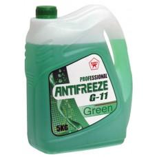 Антифриз PROFESSIONAL G11 (готовый, зеленый) 5л