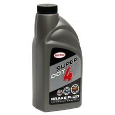 Тормозная жидкость  Sintec Super DOT-4 0,9л