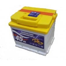 Аккумулятор автомобильный 6СТ-45 Подольский 410А оп