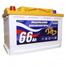 Аккумулятор автомобильный 6СТ-66 Подольский 560А оп