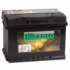 Аккумулятор автомобильный 6СТ-60 BLIZZARO 510А оп