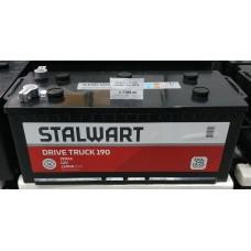 Аккумулятор автомобильный 6СТ-190 VL  STALWART (Аком) 1200А пп