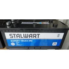Аккумулятор автомобильный 6СТ-190 VL  STALWART (Аком) 1350А оп