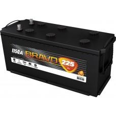 Аккумулятор автомобильный 6СТ-225 VL BRAVO 1150А оп