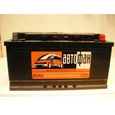 Аккумулятор автомобильный 6СТ-85 VL АВТОФАН 680А оп