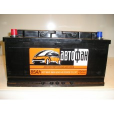Аккумулятор автомобильный 6СТ-85 VL АВТОФАН 680А пп