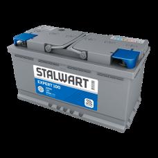 Аккумулятор автомобильный 6СТ-100  STALWART Expert (Аком) 850А оп