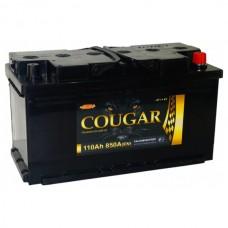 Аккумулятор автомобильный 6СТ-110 COUGAR 900А оп