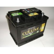 Аккумулятор автомобильный 6СТ-60 COUGAR AGM 680А оп