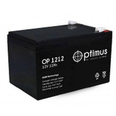 Аккумулятор Optimus OP 1212