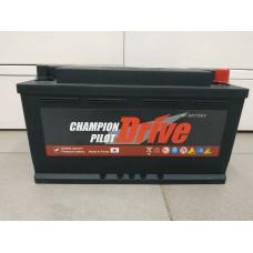 Аккумулятор автомобильный 6СТ-100 Champion Pilot Drive 870А оп