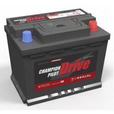 Аккумулятор автомобильный 6СТ-60 Champion Pilot Drive 600А оп