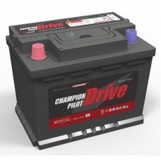 Аккумулятор автомобильный 6СТ-60 Champion Pilot Drive 600А пп