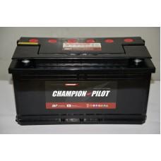 Аккумулятор автомобильный 6СТ-90 Champion Pilot 760А пп