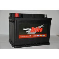 Аккумулятор автомобильный 6СТ-63 Champion Pilot Drive 630А пп
