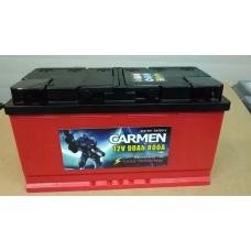 Аккумулятор автомобильный 6СТ-90 CARMEN 800А оп