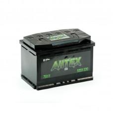 Аккумулятор автомобильный 6СТ-75 АКТЕХ ЭКО 700 А оп