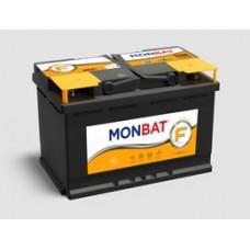 Аккумулятор автомобильный 6СТ-60 MONBAT FORMULA 540А оп