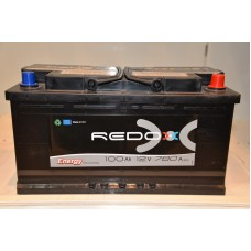 Аккумулятор автомобильный 6СТ-100 REDOX 780А оп