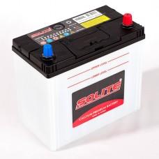 Аккумулятор автомобильный 6СТ-50 Solite Asia 470 А oп (узкие клеммы)
