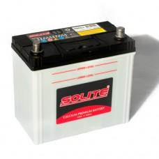 Аккумулятор автомобильный 6СТ-50 Solite Asia 470 А oп (стандартные клеммы)