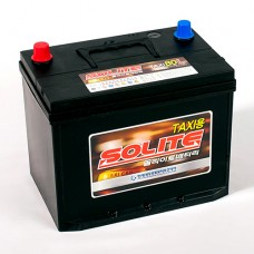 Аккумулятор автомобильный 6СТ-80 Solite Asia 640 А oп