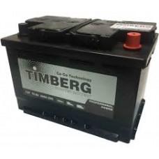 Аккумулятор автомобильный 6СТ-75 Timberg Professional Power 700А оп