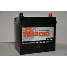 Аккумулятор автомобильный 6СТ-60 Timberg Azia 550А оп