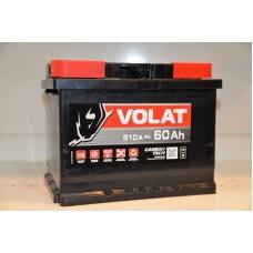 Аккумулятор автомобильный 6СТ-60 VOLAT 610А оп