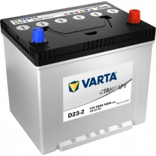 Аккумулятор автомобильный 6СТ-60 VARTA Стандарт Asia 520А оп