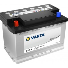 Аккумулятор автомобильный 6СТ-74 VARTA Стандарт  680А пп