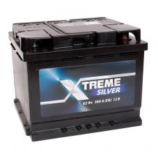 Аккумулятор автомобильный 6СТ-62 X-treme 560А пп