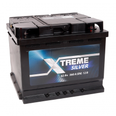 Аккумулятор автомобильный 6СТ-62 X-treme 560А оп
