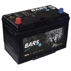 Аккумулятор автомобильный 6СТ-100 Bars ASIA пп