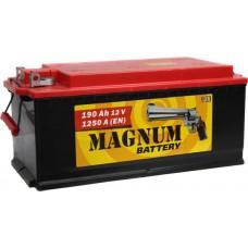 Аккумулятор автомобильный 6СТ-190 MAGNUM 1150А оп болт