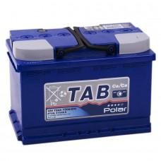 Аккумулятор автомобильный 6СТ-75 TAB 750А оп