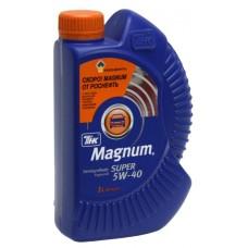 Масло моторное ТНК-MAGNUM 5w-40 SL 1л