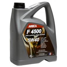 Масло моторное ARECA F4500 ESSENCE 5w-40 SN 5л