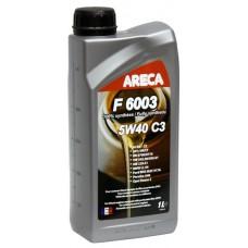 Масло моторное ARECA F6003 5w-40 SN 1л