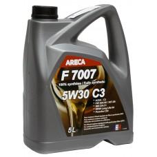 Масло моторное ARECA F7007 5w-30 C3 504/507  5л
