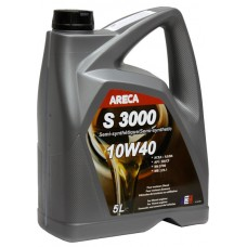 Масло моторное ARECA S3000 10w-40 SN 5л