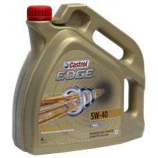 Масло моторное CASTROL EDGE 5w-40 C3 4л