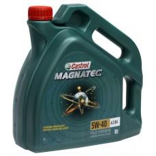 Масло моторное CASTROL Magnatec 5w-40 C3 4л
