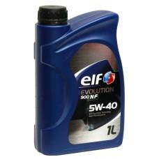 Масло моторное ELF Evolution 900 NF 5w-40 SL 1л