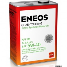 Масло моторное ENEOS Gran Touring 5w-40