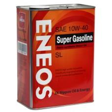 Масло моторное ENEOS 10w-40 SL 4л