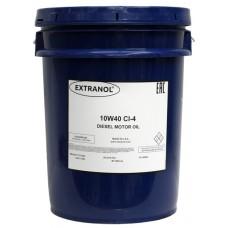 Масло моторное Extranol 10w-40 CI-4 18.92л