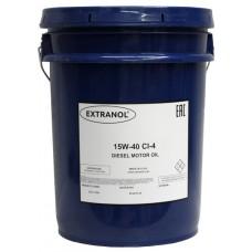 Масло моторное Extranol 15w-40 CI-4 18.92л