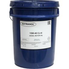 Масло моторное Extranol 15w-40 CJ-4 18.92л